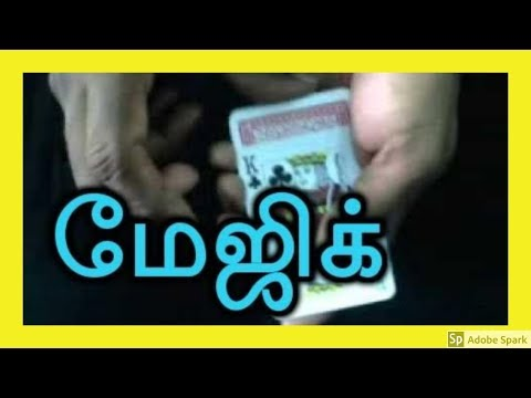 MAGIC TRICKS VIDEOS IN TAMIL #231 I BACK FLIP @Magic Vijay