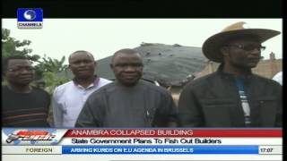 Church Building Crumbles In Onitsha, Anambra State