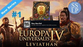 New, New Deli   EU4 Leviathan #1