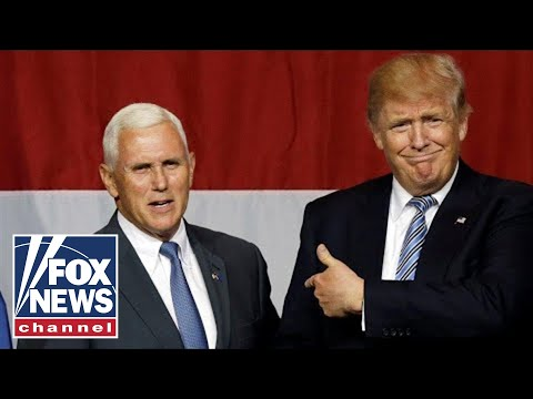 Trump impeachment report implicates Pence, other top staff
