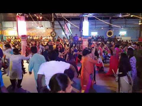 cosmos navratri 2017 last day Muscat (1)