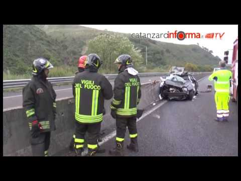 Incidente mortale sulla Ss 280