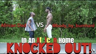 In An African Home: Knocked Out (Clifford Owusu)