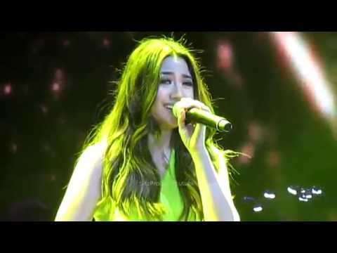 Ikaw Ay Ako - Morissette Amon LIVE at the Araneta Coliseum for Wish Ultimate Fandom Challenge