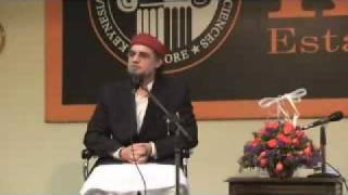 LECTURE IN NUST BY ZAID HAMID part 7/15
