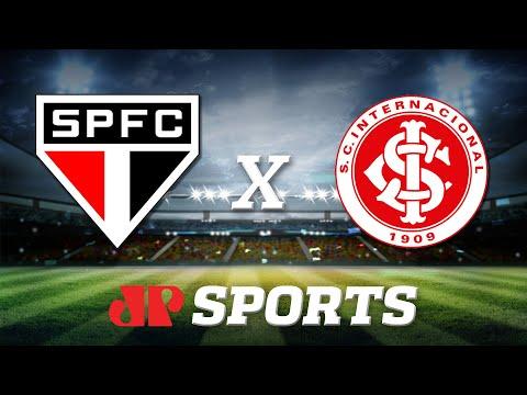 AO VIVO - São Paulo x Internacional - 04/12/19 - Brasileirão - Futebol JP