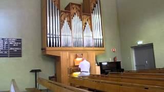 Leid vriendlijk licht en Heer wees mijn gids.Jack Blok orgel Bethlehemkerk Arnhem