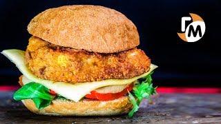 БУРГЕРЫ за 10 минут - приди домой и сделай! Рецепт бургера своими руками -- Голодный Мужчина, #155