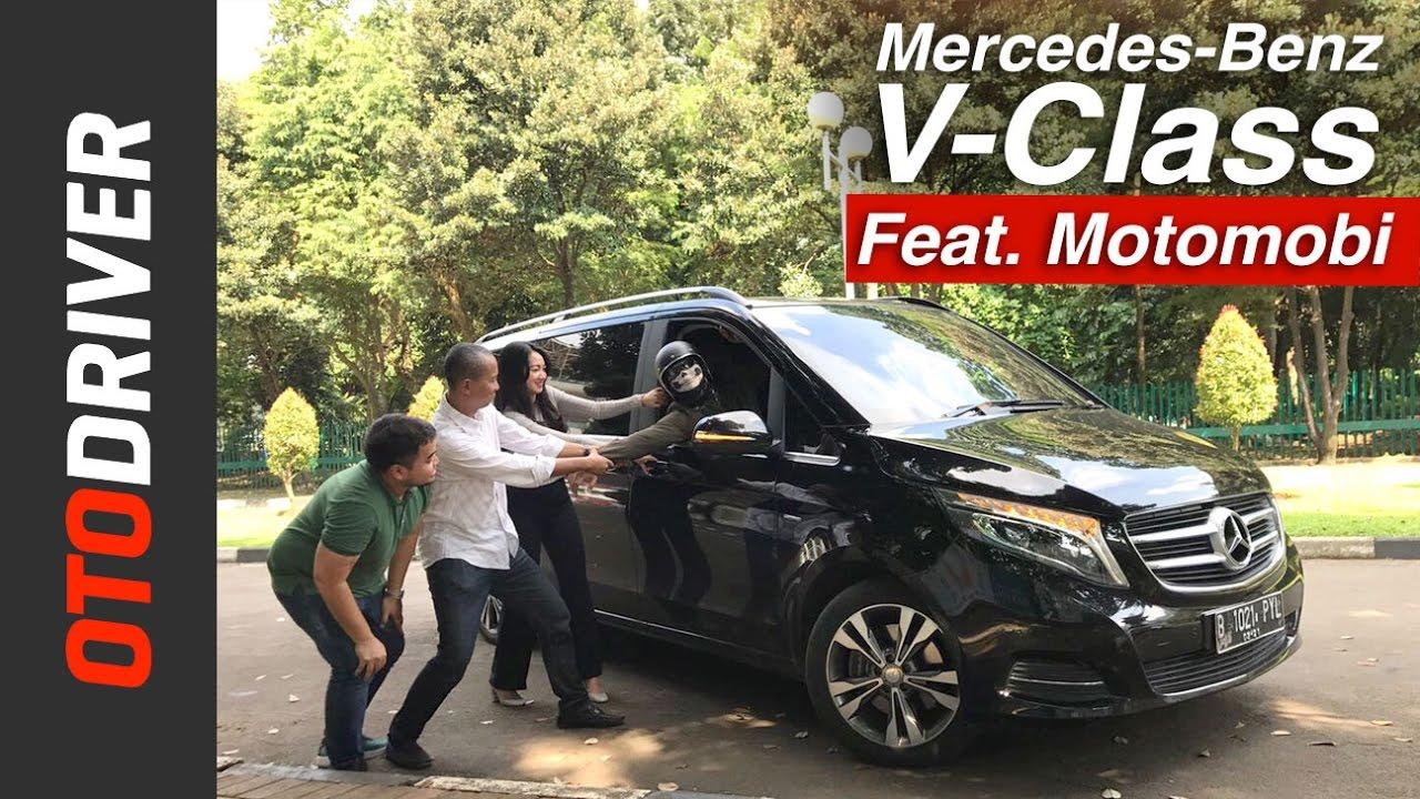 Mercedes V Class >> Mercedes Benz V Class 2017 Review Indonesia Otodriver Feat Motomobi