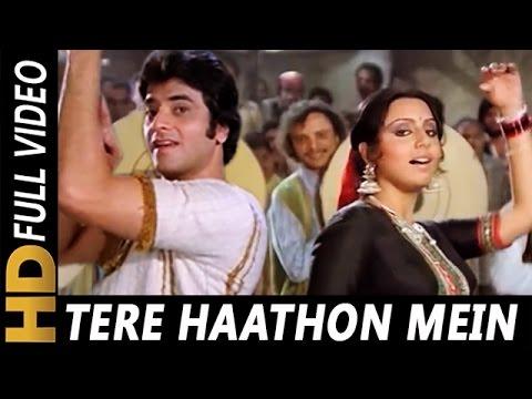 Tere Haathon Mein Pehna Ke Chudiyan | Asha Bhosle | Jaani Dushman Songs | Jeetendra, Neetu Singh