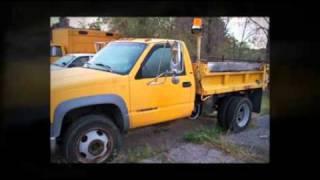 Municibid - 1997 CHEVY 3500 DUMP TRUCK