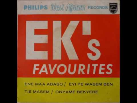 Philips West Africa Records - E.K's Favourites (Full EP)