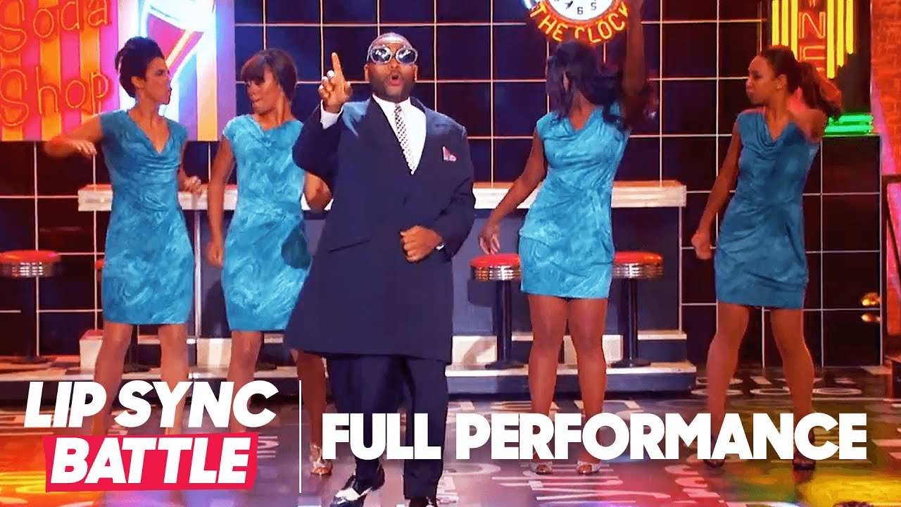 """Anthony Anderson Performs """"Forget You"""" by CeeLo Green   Lip Sync Battle"""