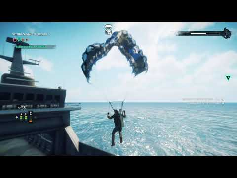 The most insane glitch (Just Cause 4) |