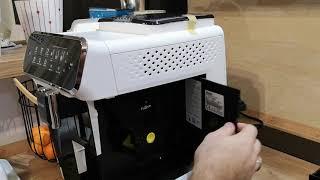 How to setup Philips LatteGo c…