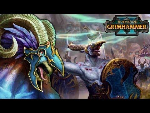 HOLY COW, TZEENTCH TZAANGORS ARE BANANAS! - SFO Grimhammer - Total War Warhammer 2