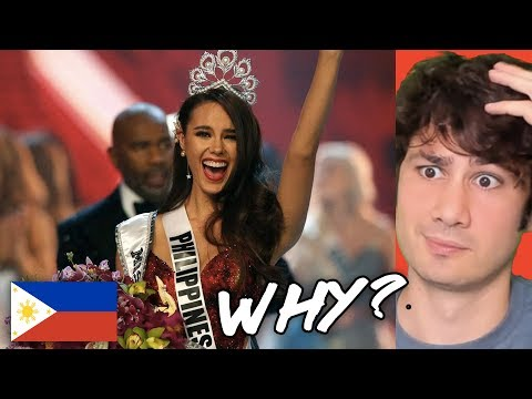 Philippines Loves Beauty Pageants?   Are FILIPINOS CRAZIEST PAGEANT FANS In The World?