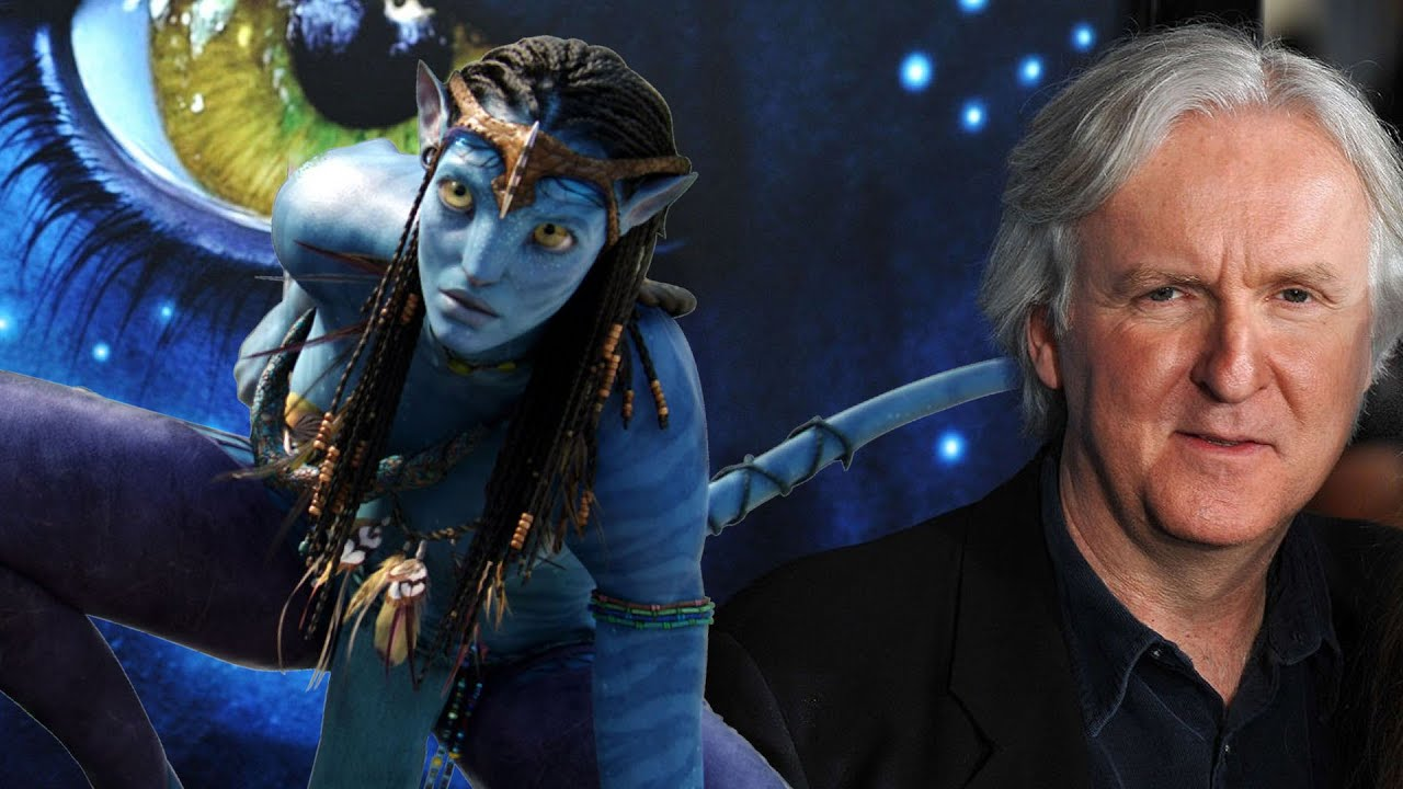 avatar James movie cameron
