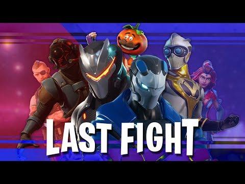 The Last Fight - Court Métrage Fortnite #FortniteBlockbuster