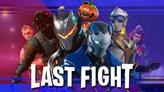 The Last Fight - Court Métrage Fortnite #FortniteBlockbuster