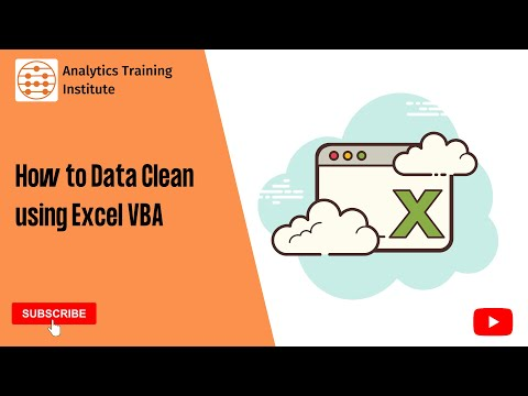 How to do Data Cleaning using Excel VBA