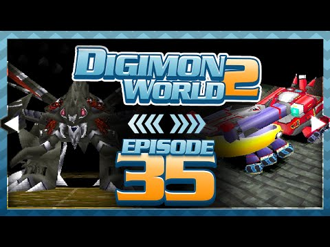 Digimon World 2 - Episode 35 : Ram Domain!