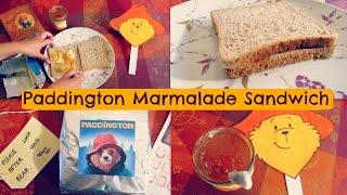 Paddington Marmalade Sandwich | Geek Food