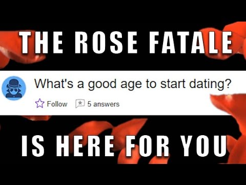 What us a good age to start dating
