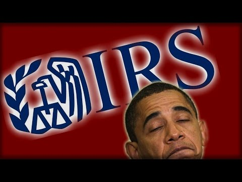 ALERT: OBAMA'S PLAN FOR THE IRS AFTER HE LEAVES OFFICE MIGHT BE HIS MOST TWISTED ONE YET
