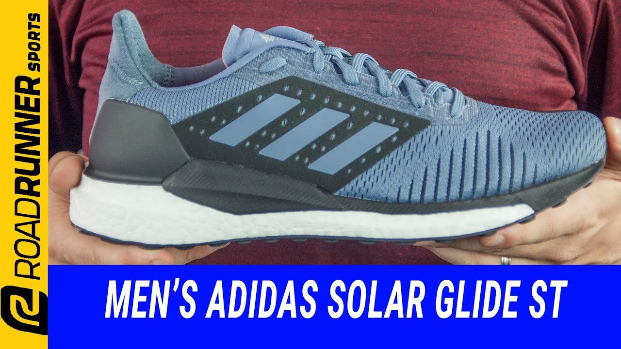 new york 2b8f7 f7fd7 Mens Adidas Solar Glide ST  Fit Expert Shoe Review