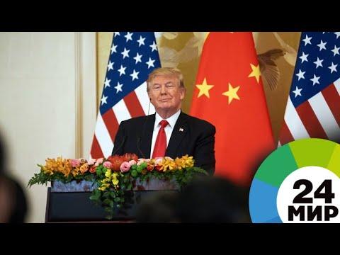 Соя-бобы упали в цене из-за нового витка торговой войны Китая и США