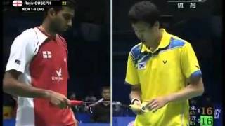 2011 bwf sudirman cup korea vs england ms 3 5