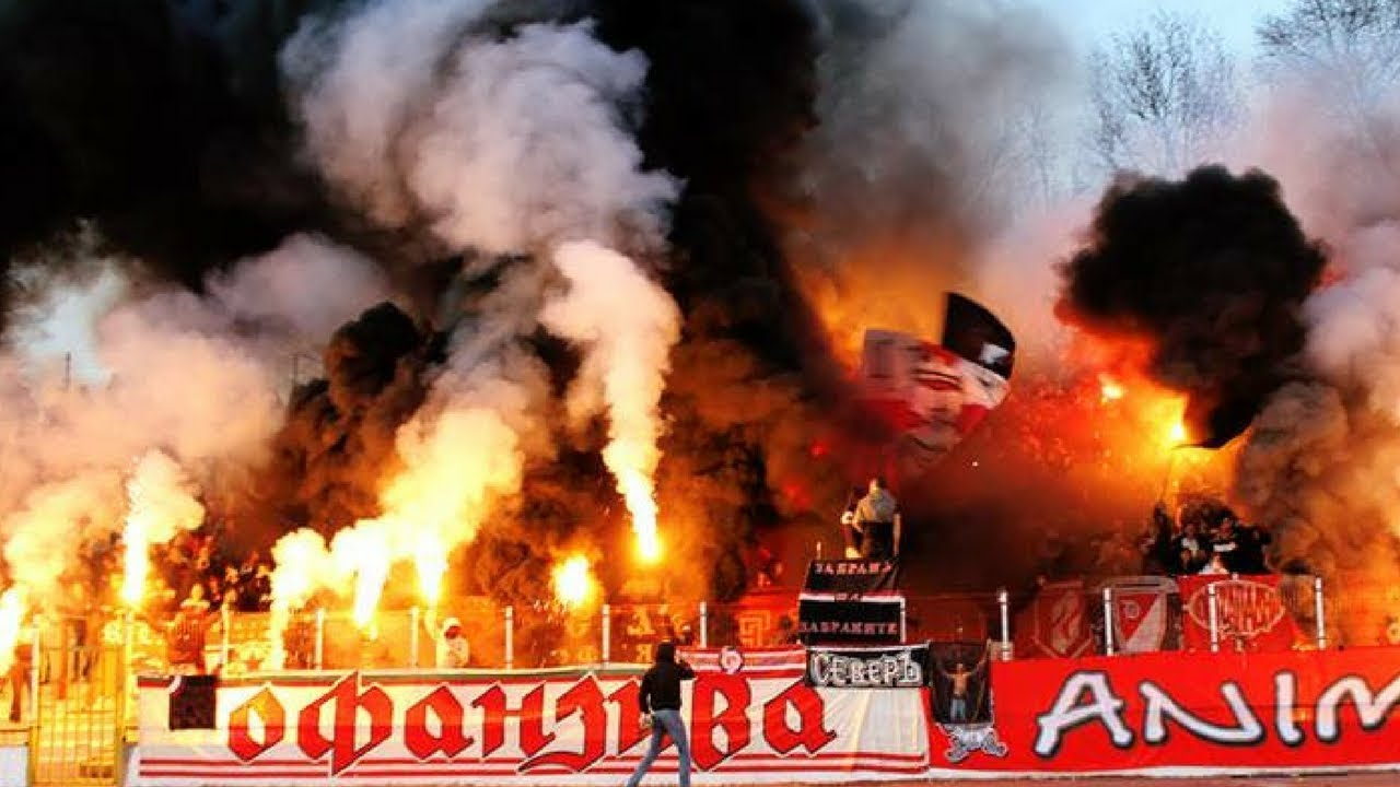 Cska Sofia Ultras Best Moments Youtube