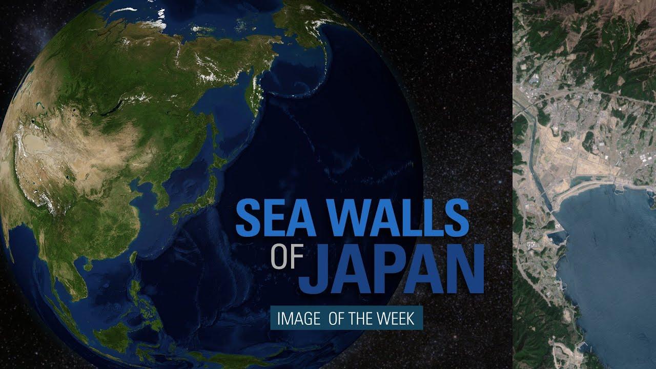 Sea Walls of Japan