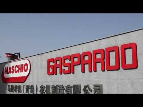 MASCHIO GASPARDO - Welcome to our Chinese Plant (2016)