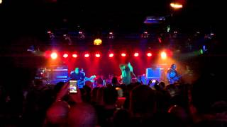 """SHADOWS FALL """" The Weight Of The World """" Live at T"""