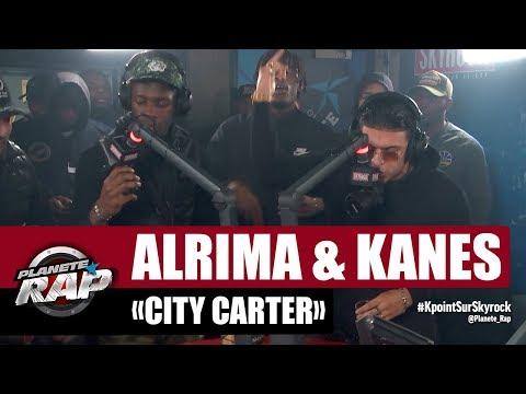 """[Exclu] Alrima """"City Carter"""" ft Kanes #PlanèteRap"""