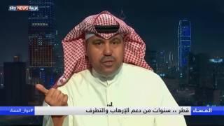 الشليمي: قطر تتدخل في شؤون الآخرين منذ 20 عاما