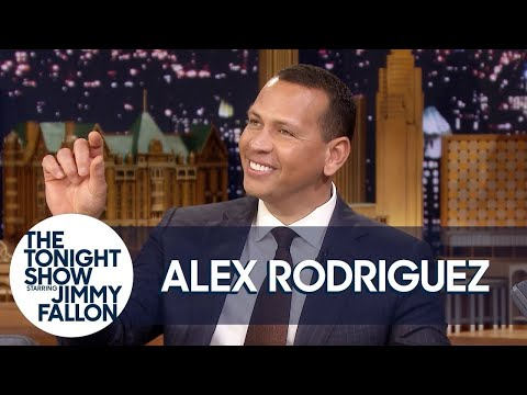 Alex Rodriguez Reveals His Proposal to Jennifer Lopez letöltés