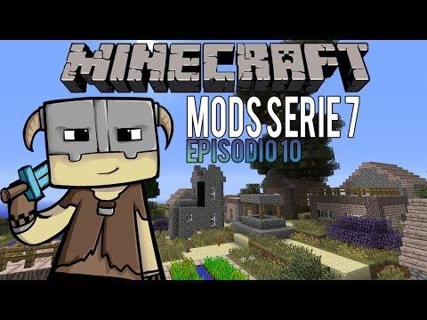 MINECRAFT MODS serie 7 - Episodio 10 - Mejoras