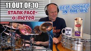Drum Teacher Reaction: GAVIN HARRISON   ''Quite Firm'' Modern Drummer Festival 2008 (2021 Reaction)