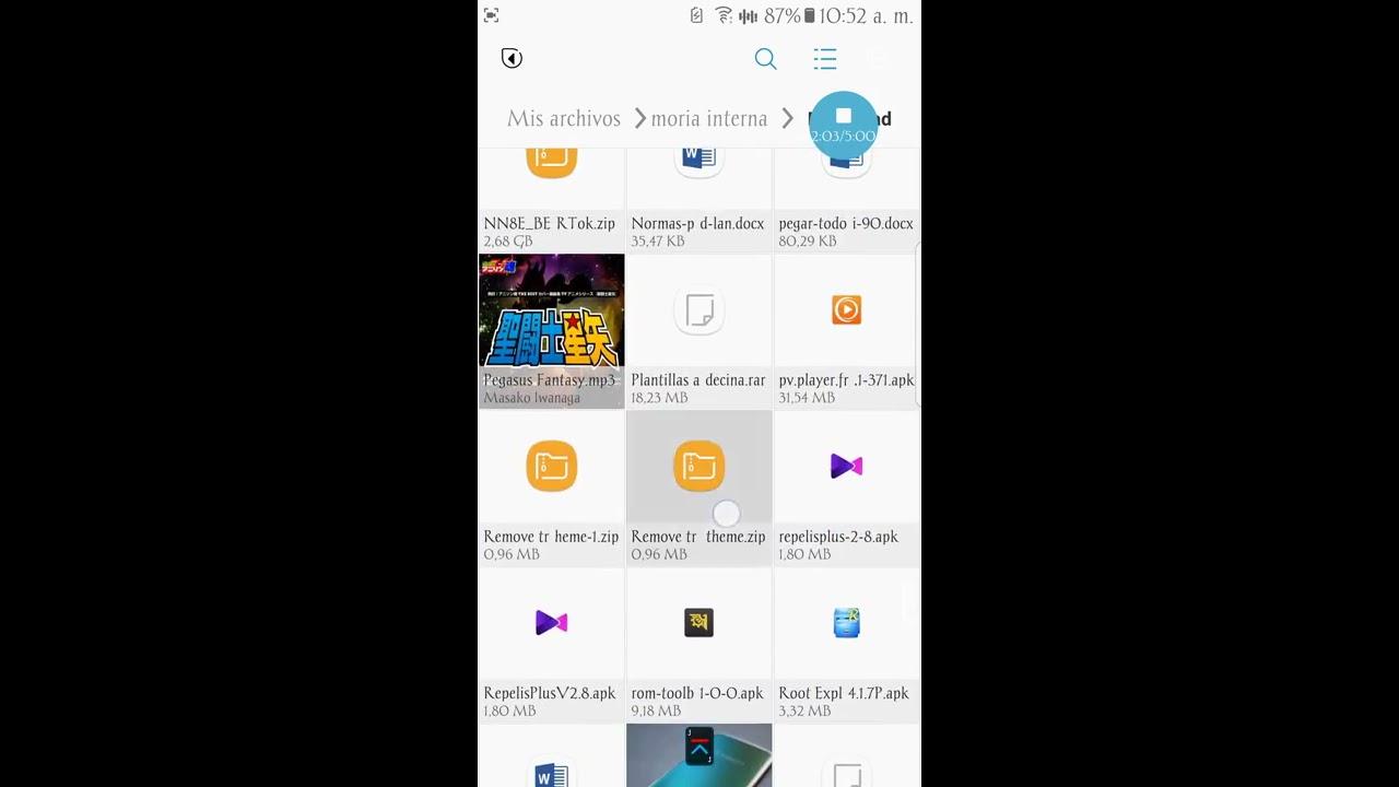 b3ac403483b Como tener temas de paga samsung totalmente gratis - YouTube
