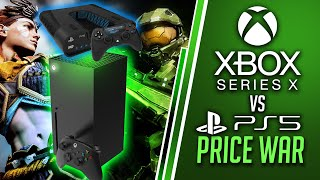 Xbox Series X vs PS5 Price War | Sony Struggling with PlayStation 5 Pricing