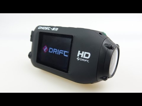 Drift Ghost S Helmet Camera (Full review with sample clips)