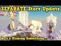 Minecraft 1.5 - New Store Update? & No 256x Texture Pack