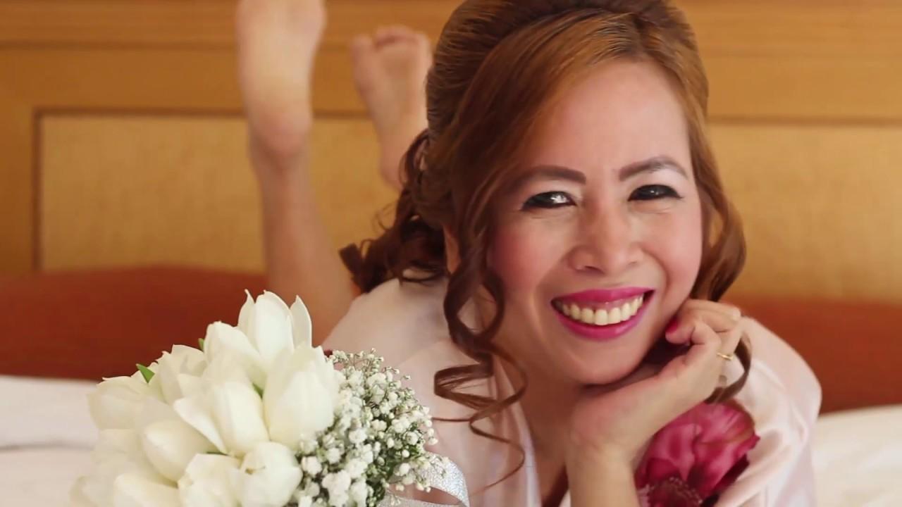 Church wedding in Pangasinan Philippines - YouTube