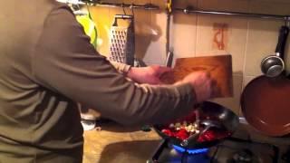 Как приготовить Живой - вегетарианский борщ? часть 2