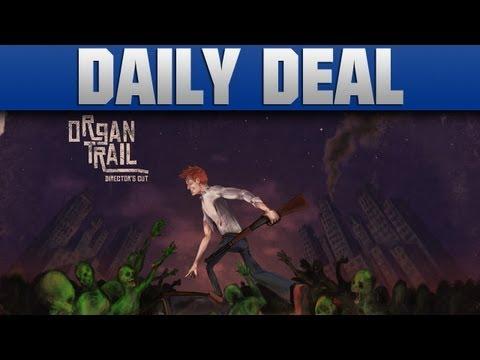 Organ Trail - The Daily Deal #11