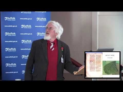 Woodland Communication Day 2012 - Woods Past - Professor Oliver Rackman OBE