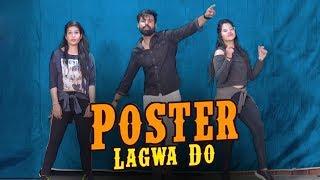 Poster Lagwa Do Dance Choreography | Bollywood Zumba | Kartik | Kriti | Samar Singh | Luka Chuppi